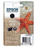 Epson 603 - Cartucho de tinta negra