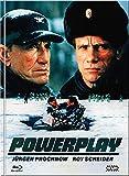 Powerplay - The Fourth War [Blu-Ray+DVD] - uncut - limitiertes Mediabook Cover B [Alemania] [Blu-ray]