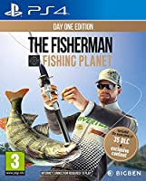 The Fisherman: Fishing Planet - Day One Edition (PS4) (輸入版)