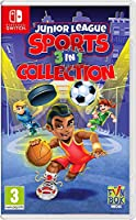 Junior League Sports 3-in-1 Collection (Nintendo Switch) (輸入版)