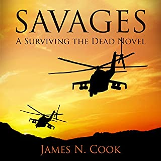 Savages audiobook cover art
