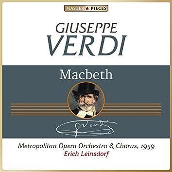 Giuseppe Verdi: Macbeth (Complete Recording)