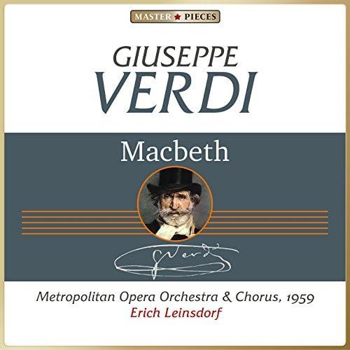 Carlotta Ordassy, Erich Leinsdorf, Metropolitan Opera Orchestra