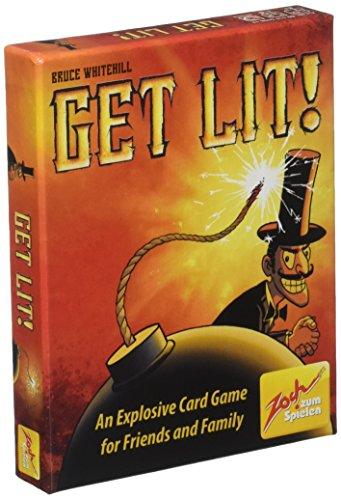 Zoch Verlag Get Lit Card Game