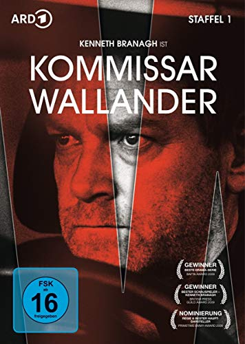Kommissar Wallander - Staffel 1 [2 DVDs]
