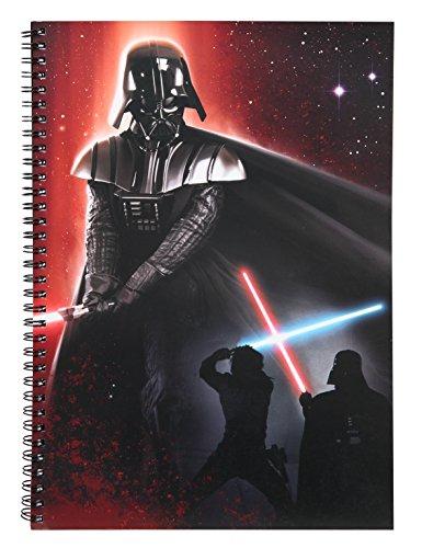 Undercover Collegeblock A4 Star Wars