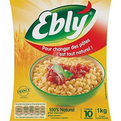 Ebly bulk Weizen 10 min 1 kg - ( Einzelpreis ) - Ebly blé vrac 10 mn 1 kg