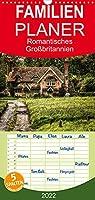 Romantisches Grossbritannien - Familienplaner hoch (Wandkalender 2022 , 21 cm x 45 cm, hoch): Romantische Landschaftsszenen Grossbritanniens (Monatskalender, 14 Seiten )