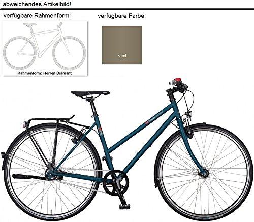 vsf fahrradmanufaktur T-700 11-G Alfine HS22 Trekking Bike 2016 (Sand, 28