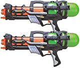 Quickdraw 2 X Grand 23 ' Pistolet à Eau Action de Pompe Puissant Super Soaker Cannon Piscine Jouet de Jardin
