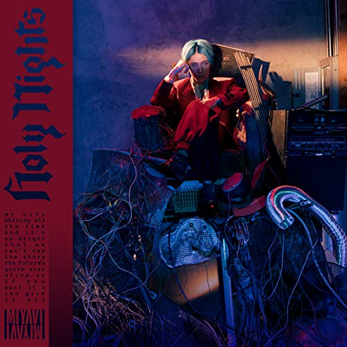 [album]Holy Nights – MIYAVI[FLAC + MP3]