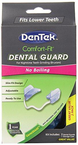 DenTek Comfort-Fit Dental Guard Kit, Night Guard For Teeth...