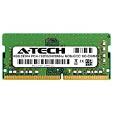 A-Tech 4GB Module for HP Pavilion x360 15-15-cr0037wm (4ND14UA) Compatible DDR4 2400MHz PC4-19200 Non-ECC SODIMM 1.2V - Single Laptop & Notebook Memory RAM Stick (ATMS397692A34023X1)
