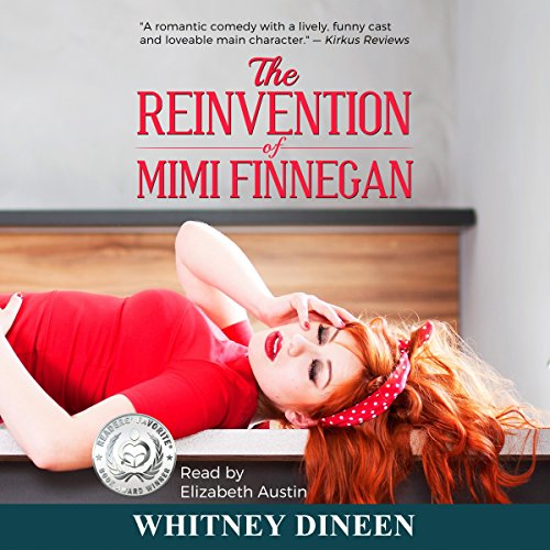 The Reinvention of Mimi Finnegan audiobook cover art