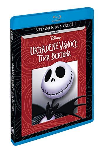 The Nightmare Before Christmas / Ukradene Vanoce Tima Burtona (czech version)