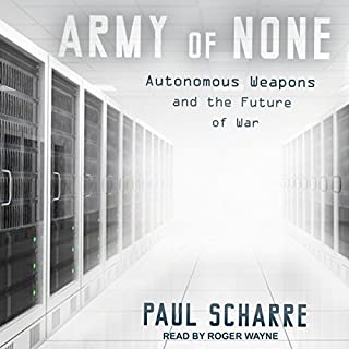 Army of None cover art