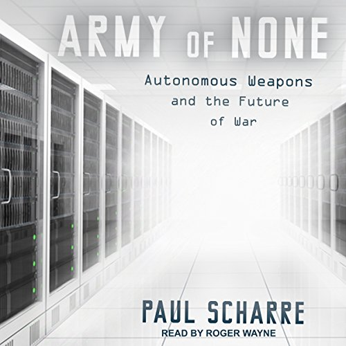 Army of None audiobook cover art
