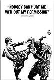 Poster 40 x 60 cm: Motivierende Zitate Kampfkunst von Paola