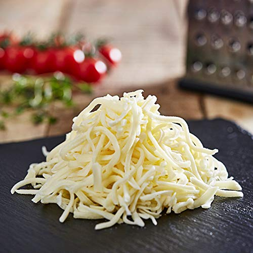 Country Range Grated Mozzarella & Cheddar Cheese - 1x2kg