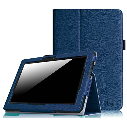 Fintie Folio Case for Kindle Fire HDX 8.9 - Slim Fit Leather Cover (ONLY fit Amazon Kindle Fire HDX 8.9' Tablet 2014 4th Generation and 2013 3rd...