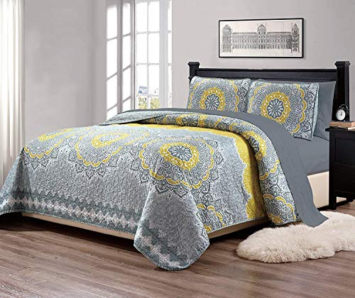colcha de cama de la marca Fancy Linen LLC INC