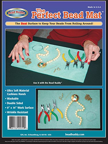 Bead Buddy Ultra Soft Perfect Bead Mat - The Perfect Mat - Beading Mats