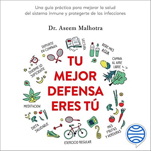 Diseño de la portada del título Tu mejor defensa eres tú