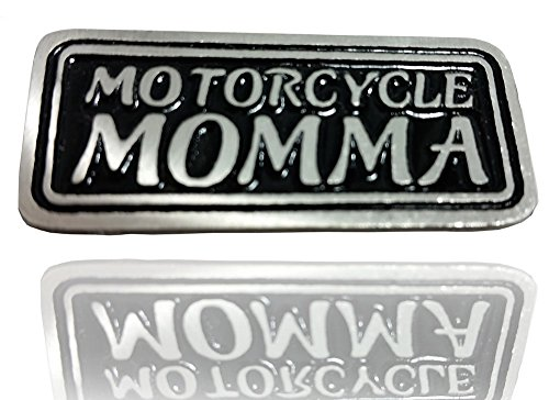 Daywalker Bikestuff Motorcycle Momma Bikerin PIN tin moeder Mama Chopper Free Bike Needle Badge