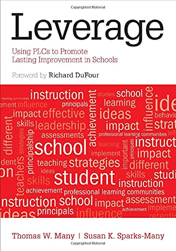Leverage Using Plcs To Promote Lasting Improvement In Schools