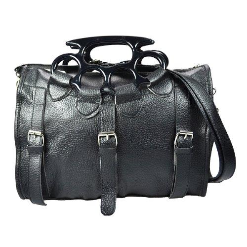 Poizen Industries Schultertasche LETHAL BAG black
