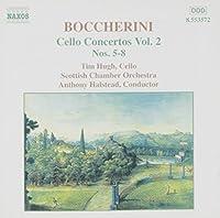 Boccherini: Cello Concertos Vol. 2 #5-8 (2000-01-25)