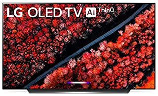 "LG Electronics OLED55C9PUA C9 Series 55"" 4K Ultra HD Smart OLED TV (2019) - Black (B07PTN79PG) 