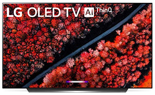 LG OLED55C9PUA Alexa Built-in C9 Series 55' 4K Ultra HD Smart OLED TV (2019)