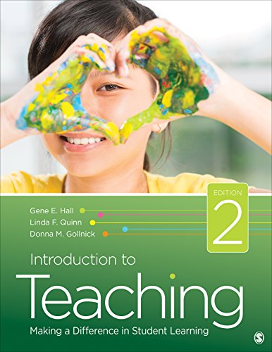 Introduction to Teaching: Making a Difference in Student Learning