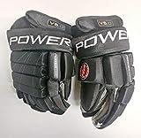 Best Hockey Gloves - PowerTek V5.0 Tek Youth Ice Hockey Gloves, Flexible Review