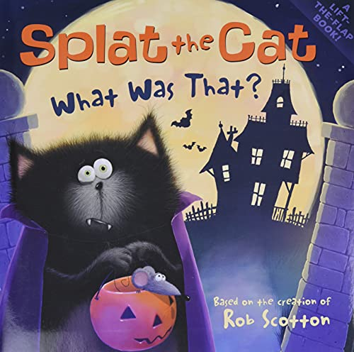 Splat the Cat: What Was That?