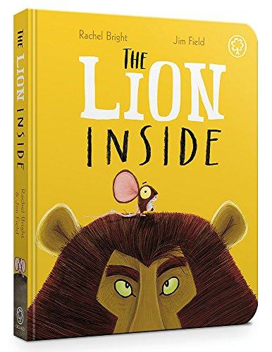 The Lion Inside Board Book