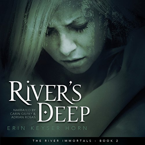 River's Deep audiobook cover art