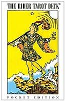 ライダー・ウェイト・タロット (ポケット) 魔術 マジカル 儀式 おまじない マジック 占い ヒーリング プログラミングなど