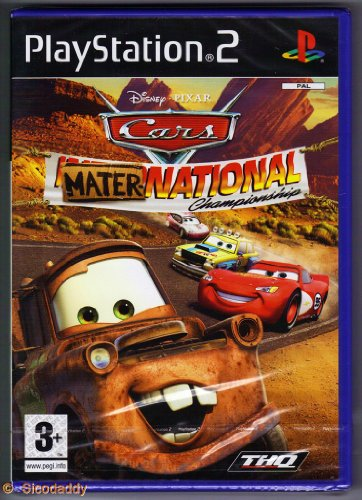 Cars: Mater-National (PS2)