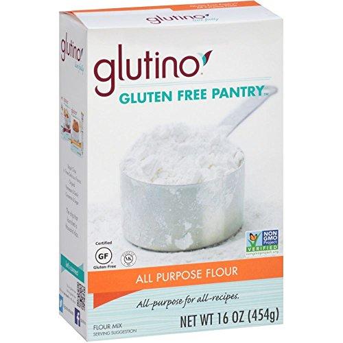 All Purpose Baking Flour Gluten Free 16 Ounces (Case of 6)