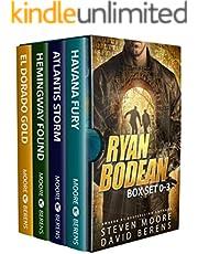 The Ryan Bodean Tropical Thriller Series: Books 0-3 (The Ryan Bodean Tropical Thriller Series Boxset Book 1)