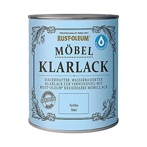 Rust-Oleum Möbel-Klarlack 750 ml Farblos matt
