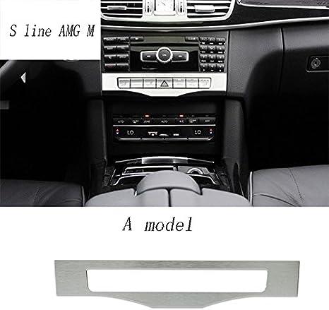Steering Wheel Button Cover Trim 2pcs for Benz A Class W176 B Class W246 12-15