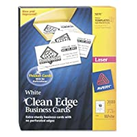 AVE5870 - Avery Clean Edge 名刺