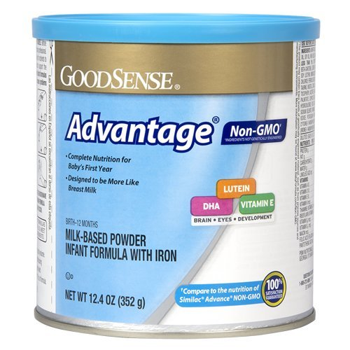 GoodSense Non GMO Milk Based Formula Advantage