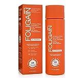 FOLIGAIN Shampoing Triple Action pour cheveux fins chez l'Homme avec 2% de Trioxidil - 236 ml