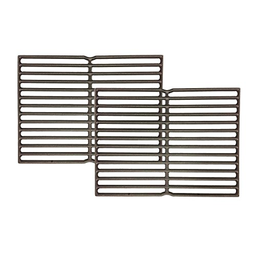 Think Crucial 2 Replacements for Weber Cooking Grate Fits Weber Grills, Compatible with Part # 7522, 15' x 11.3' x 0.5'