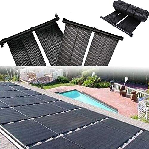 Best Price LWQ Solar Heater,Solar Swimming Pool Heater Hot Water Mat Sun Heating Kit Solar Panel Kit...