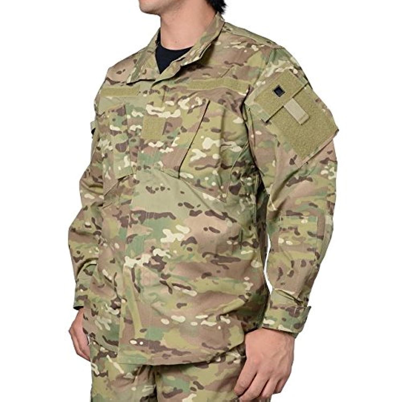(ヘリコンテックス)HELIKON-TEX ARMY COMBAT UNIFORM JACKET アーミー コンバット ユニフォーム ジャケット ACU 【中田商店】HT-15